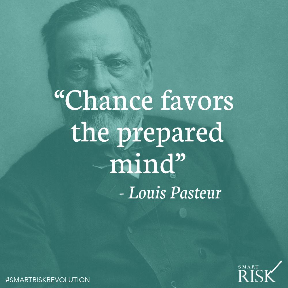 Inspirational Quote: Louis Pasteur