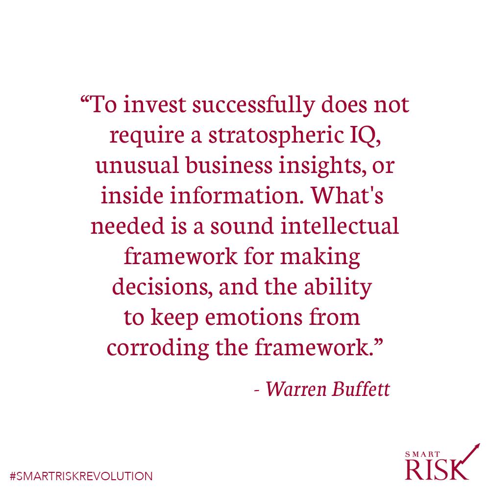 Inspirational Quote: Warren Buffett