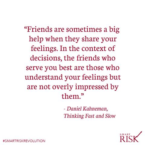Quote: Daniel Kahneman
