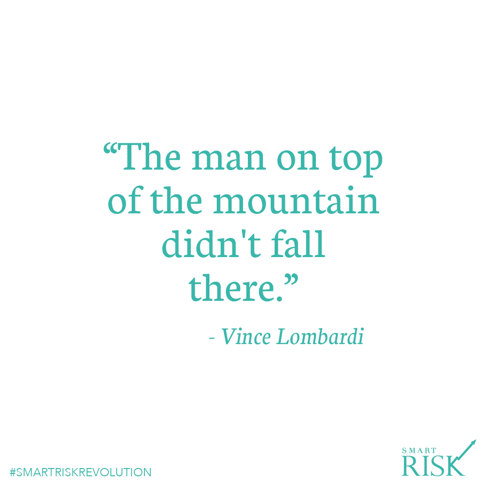 Inspirational Quote: Vince Lombardi