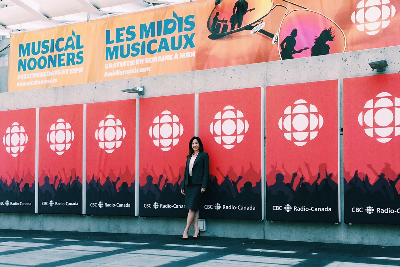 Interview on The Almanac Show – CBC Radio