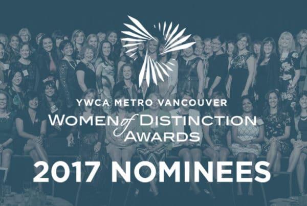 YWCA Women of Distinction