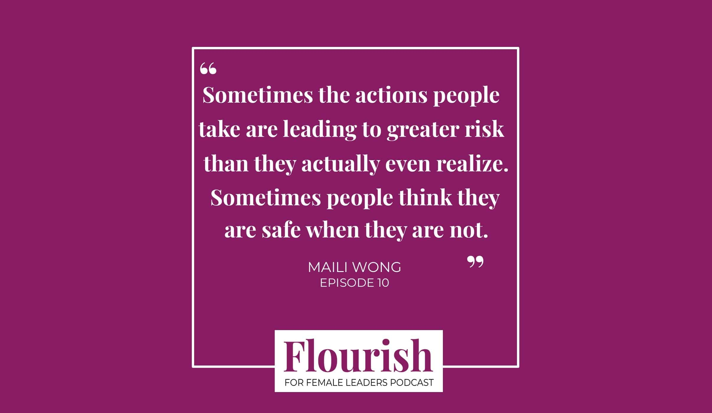 Flourish For Female Leaders Podcast: How to Create a Work-Optional Life