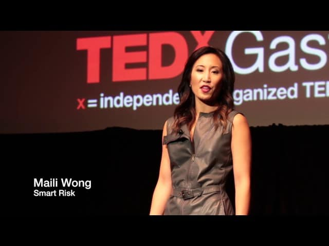 Smart Risk | Maili Wong | TEDxGastownWomen (2017)